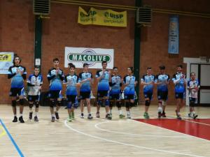 Montebianco Volley 1 Div/M