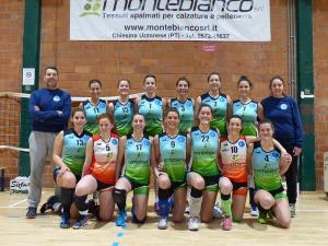 Montebianco Volley Serie D/F