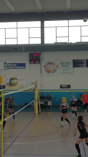 Montebianco Volley U 13/F
