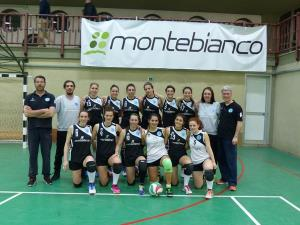 Montebianco Volley Serie D Femminile