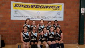 Ediltecnica Volley U 12/F