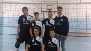 U 13 M 3x3 Montebianco Volley