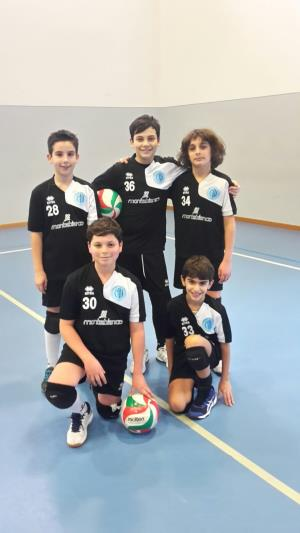 Montebianco Volley U 13/M