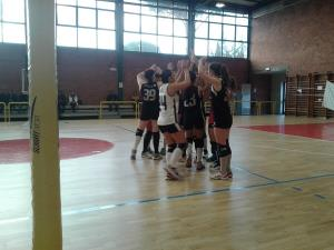 U 16 F Montebianco Volley