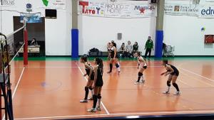 U 18 F Montebianco Volley