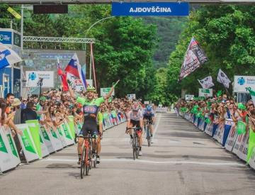 Tour of Slovenia: Giovanni Visconti ha vinto la 4^ tappa