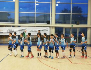 Montebianco Pieve Volley: Under 16 maschile vincente 3/0 in trasferta con il Camaiore