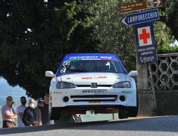 Jolly Racing Team assoluta protagonista al Rally Valdinievole e Montalbano