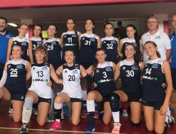 Ctt Monsummano volley femminile, la Serie D/Under 18 perde 3-0 a Borgo San Lorenzo