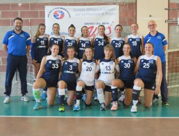Ctt Monsummano volley femminile, per la Serie D/Under 18 derby con Montebianco Pieve a Nievole