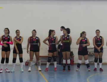Montebianco Pieve Volley: Under 16 femminile, buona la prima