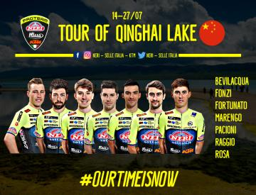 Neri Sottoli - Selle Italia - KTM : al Tour of Qinghai Lake