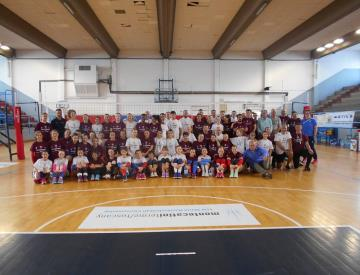 Marathon Volley, un successone!