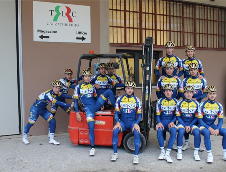 Team Mastromarco Sensi Nibali: week-end di gare importanti in Toscana