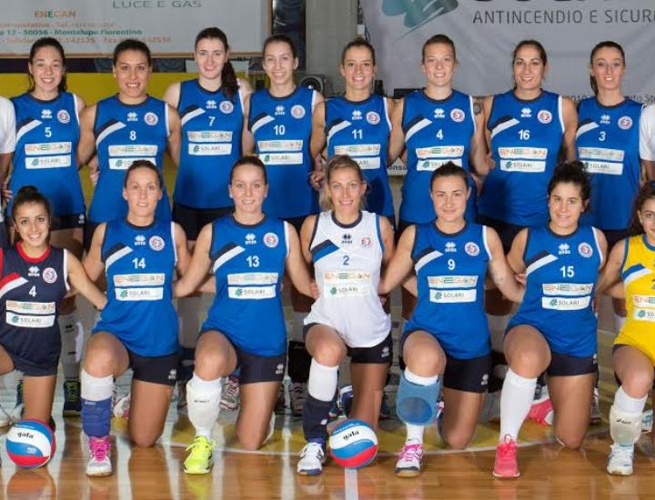 Serie C, domani la Solari Enegan Monsummano riceve la capolista Dream Volley Group