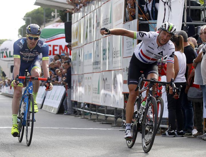 Cummings vince a Pontedera