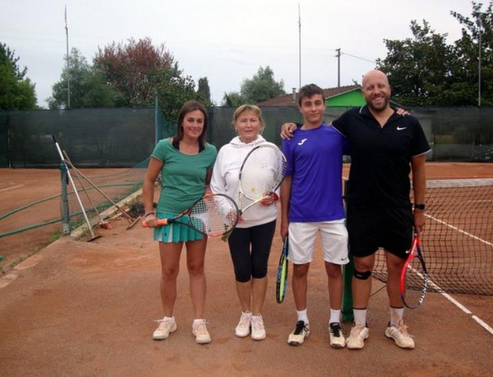 Luigi Bardelli e Rosaria Vujko si aggiudicano il torneo quarta categoria disputato all'Oasi Monsummano