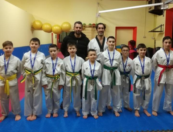 Il Dream Team al campionato interregionale Umbria