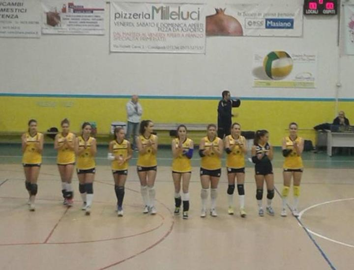 Serie D: Vittoria sofferta dell'AM Flora sul System Volley