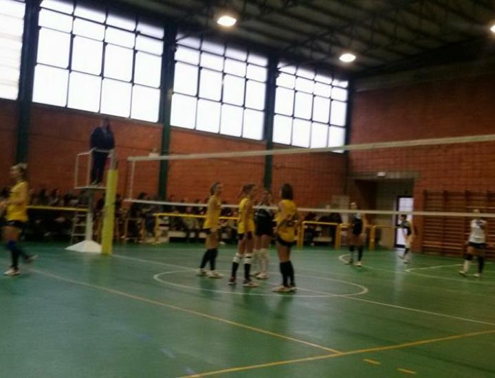 Under 16: l'UPV batte il Montebianco Volley per 3-2.