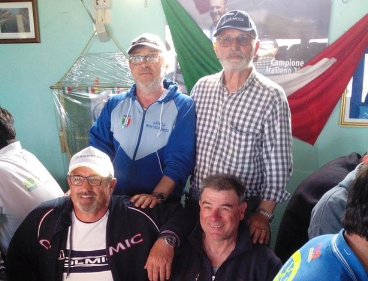 La Lenza Montecatinese Colmic vince il Trofeo Colmic Fisheries