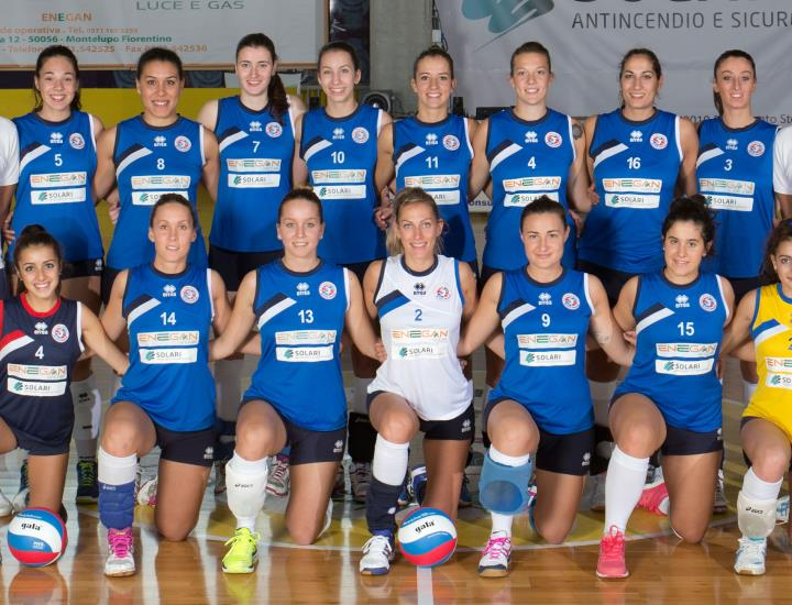 Serie C: La capolista Dream Volley Group passa a Monsummano