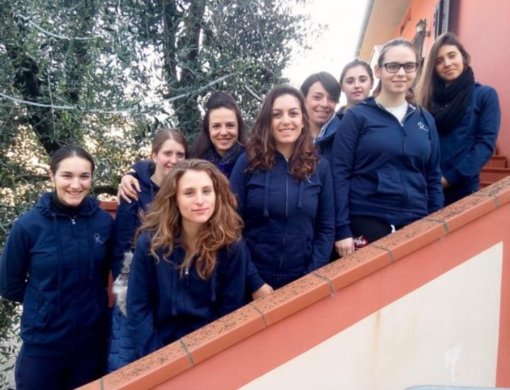 Team Giusfredi Bianchi: training camp in Toscana