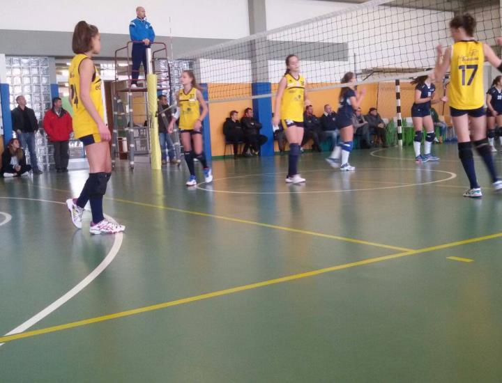 Under 16 Upv sconfitta al tie-break dal Blu Volley