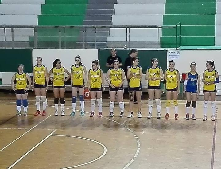 Serie C femminile, l'AM Flora Buggiano vince 3 a 0 a Siena