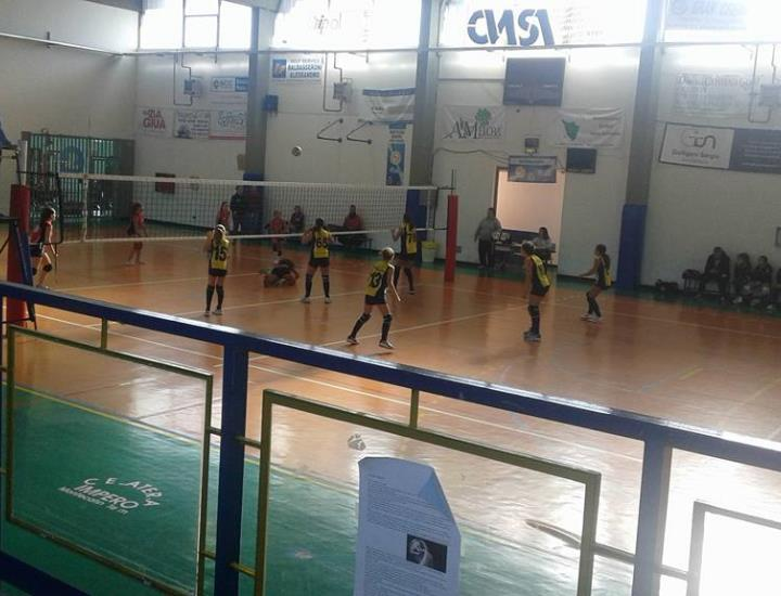 Under 13 Upv: luci e ombre