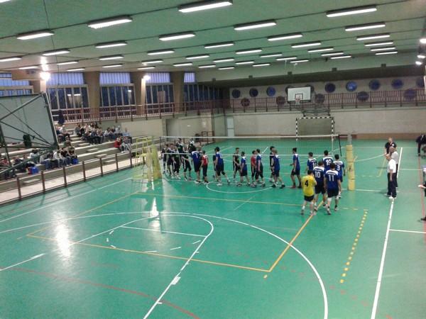 Playoff serie c montebianco approda alla semifinale sconfitto il valdarninsieme valdinievole - Piscina comunale monsummano ...
