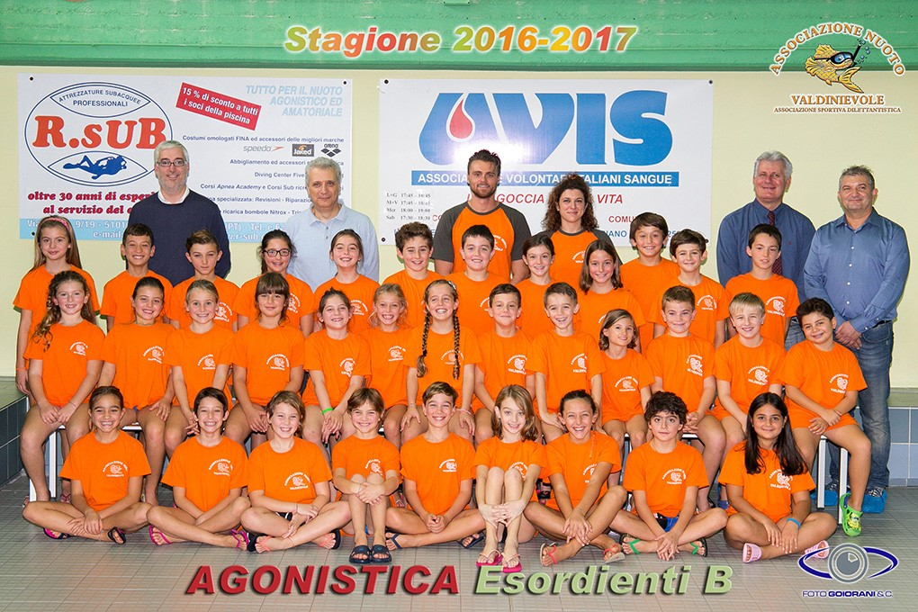 Nuoto valdinievole per l 39 agonistica ecco le squadre degli esordienti b ed esordienti a - Piscina comunale monsummano ...