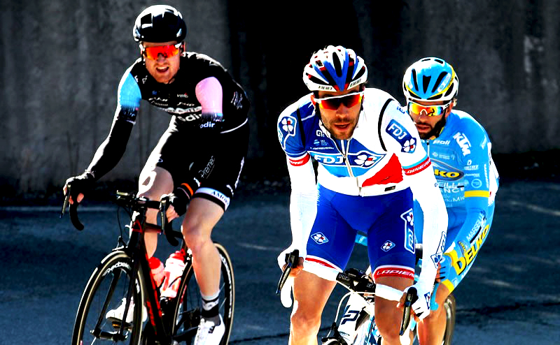 Il feltrino Turrin all'ottavo posto nella Coppi e Bartali